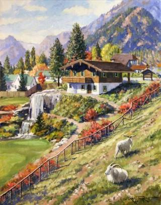 Leavenworth Chalet