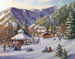 Leavenworth Gazebo