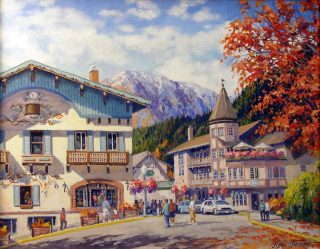 Leavenworth Autumn