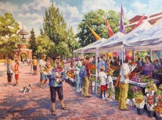 Ballard Sunday Market