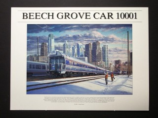 "Amtrak ""Beech Grove"""