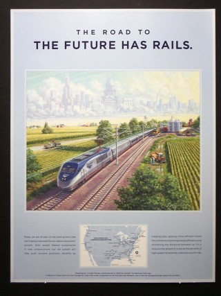 The Road to The Future Has Rails